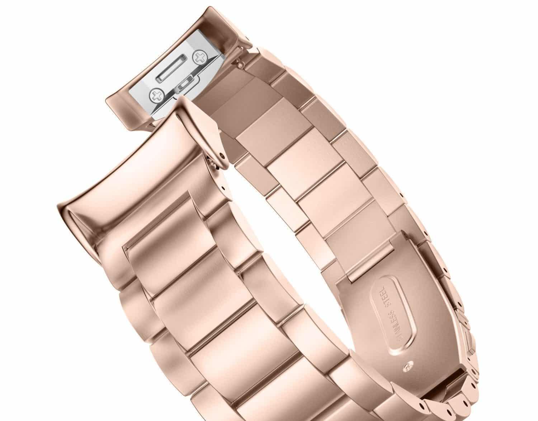 Best Samsung Gear S2 Watch Bands - Fintie Stainless Steel Strap Connector