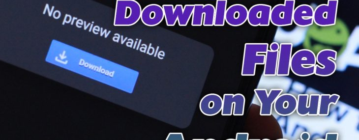 How to Find Downloaded Files on Your Android Device