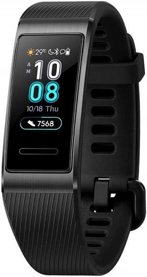 Best Huawei Watch and Huawei Watch 2 Watch Bands: Huawei Band 3 Pro