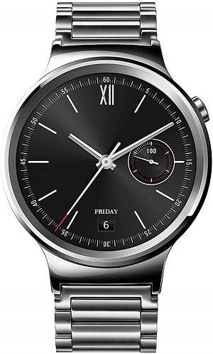 Best Huawei Watch and Huawei Watch 2 Watch Bands: Huawei Stainless Steel Watch