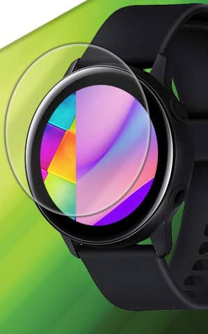 Must-Have Accessories for Samsung Galaxy Watch Active2 - IQ Shield Sample