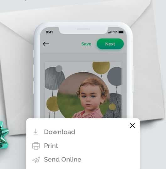 Best Greeting Card Making Apps for Android - Invitation Maker B