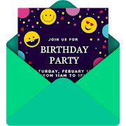 Best Greeting Card Making Apps for Android - Invitation Maker Logo
