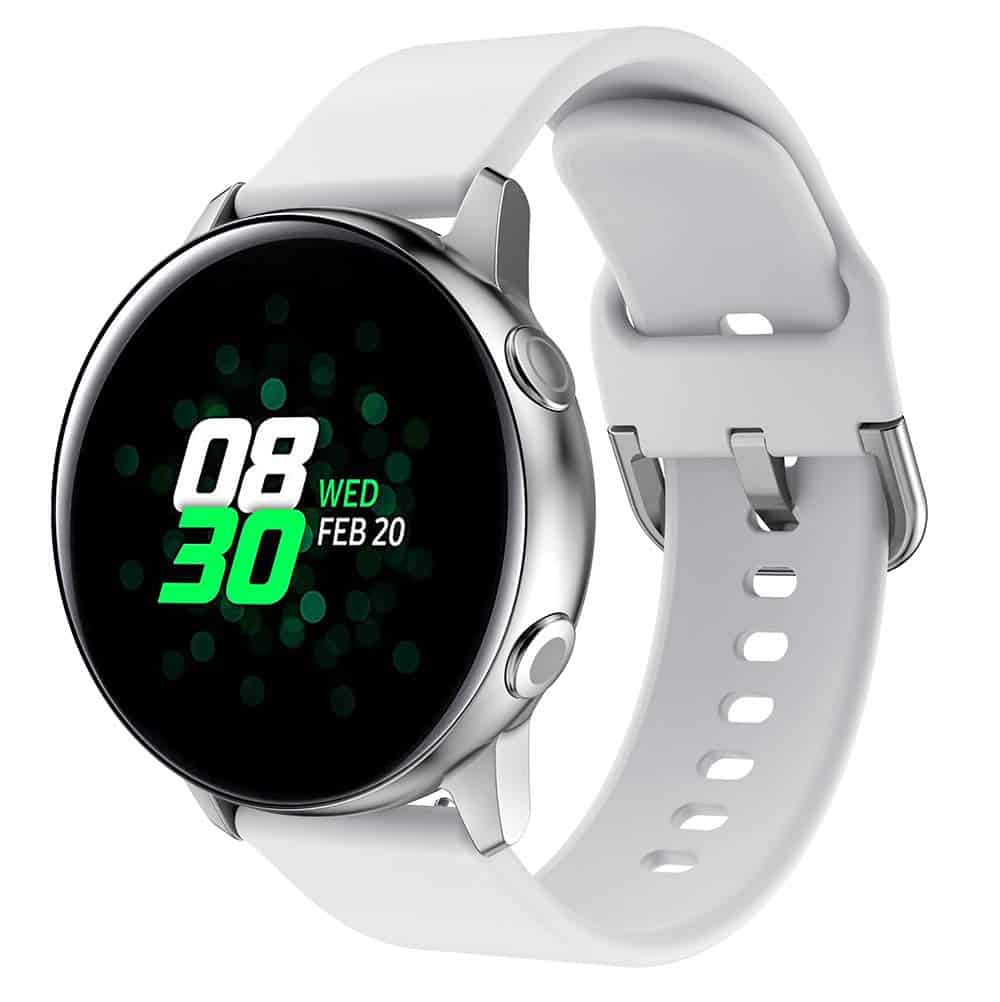 Must-Have Accessories for Samsung Galaxy Watch Active2 - Minggo Silicone Sports Wristband