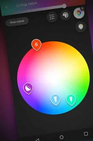 Best Smart Home Apps to Make Your Life More Comfortable - Philips Hue Colors