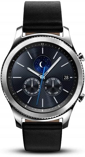 Best Samsung Gear S3 Classic Watch Bands: Samsung Gear S3 Classic Watch