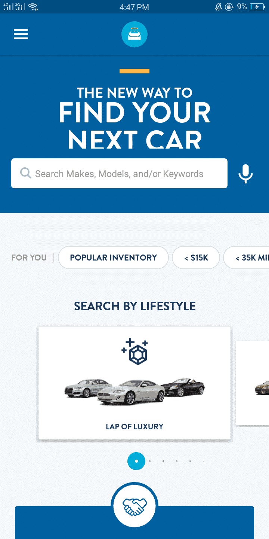 Cheap Cars Apps