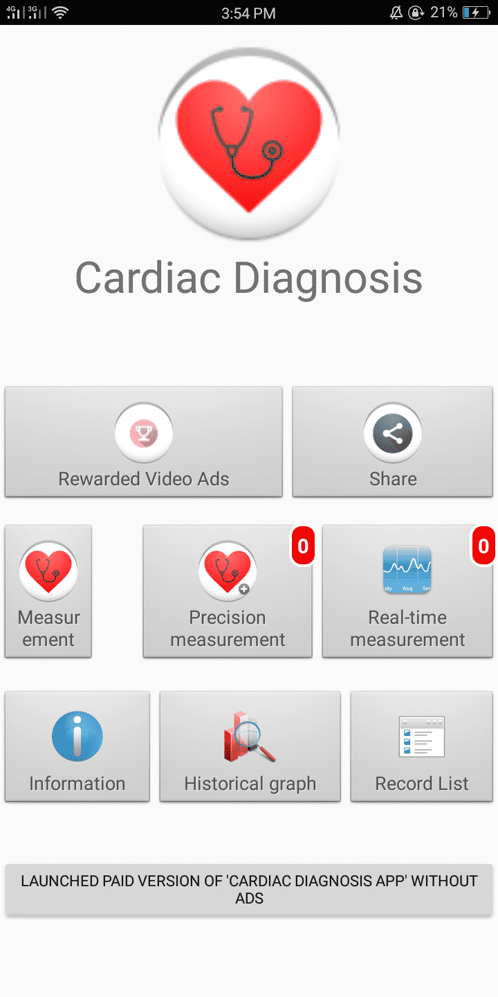 ECG Apps for Android