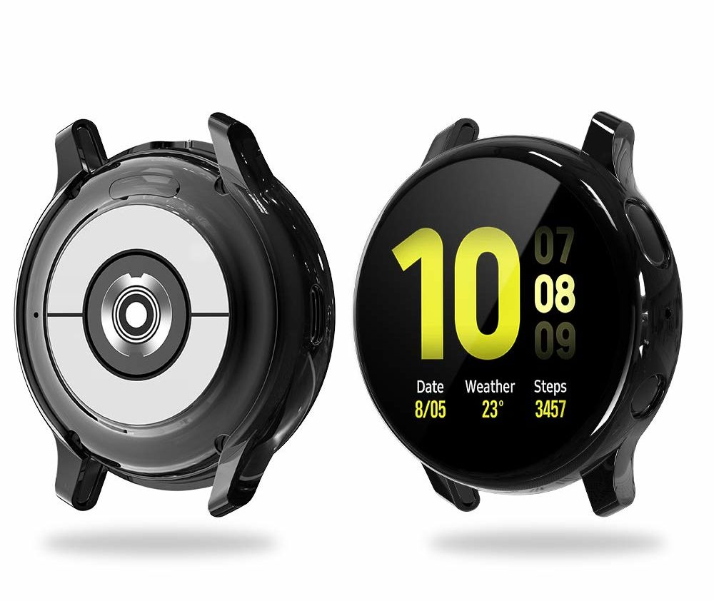 Must-Have Accessories for Samsung Galaxy Watch Active2 - Tensea Full Around Screen Protector