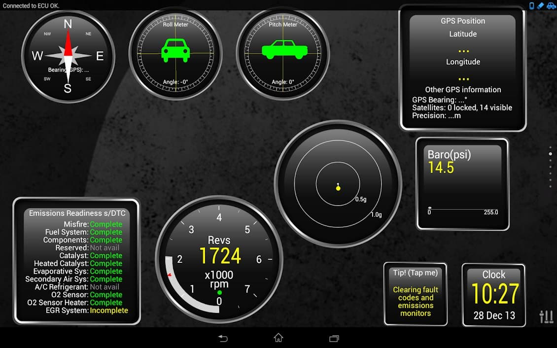Best Car Diagnostic Apps for Android - Torque Pro