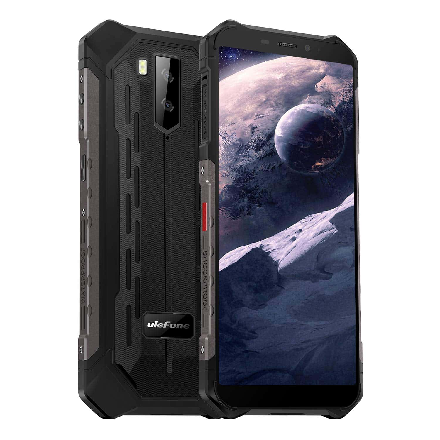 Best Phones for Outdoor Travel - Ulefone Armor X5