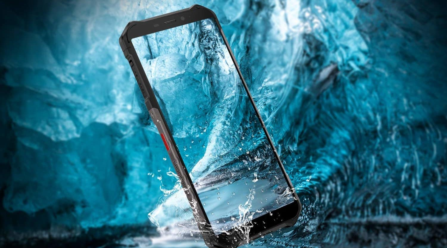Best Phones for Outdoor Travel - Ulefone Armor X5 Rating
