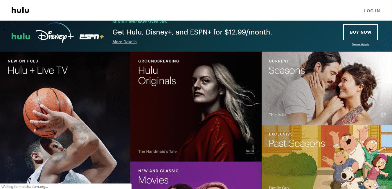 Vizio Smart TV Apps Hulu