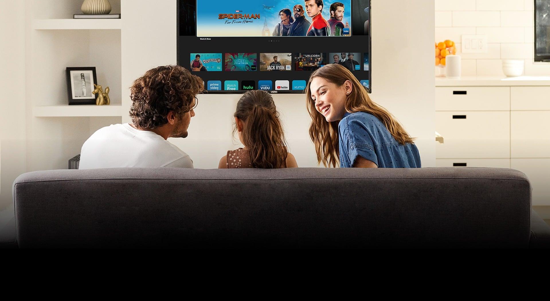 Vizio Smart TV Apps