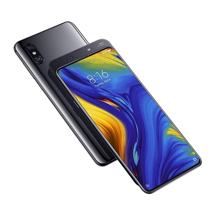 Best Xiaomi Phones: Xiaomi Mi MIX 3