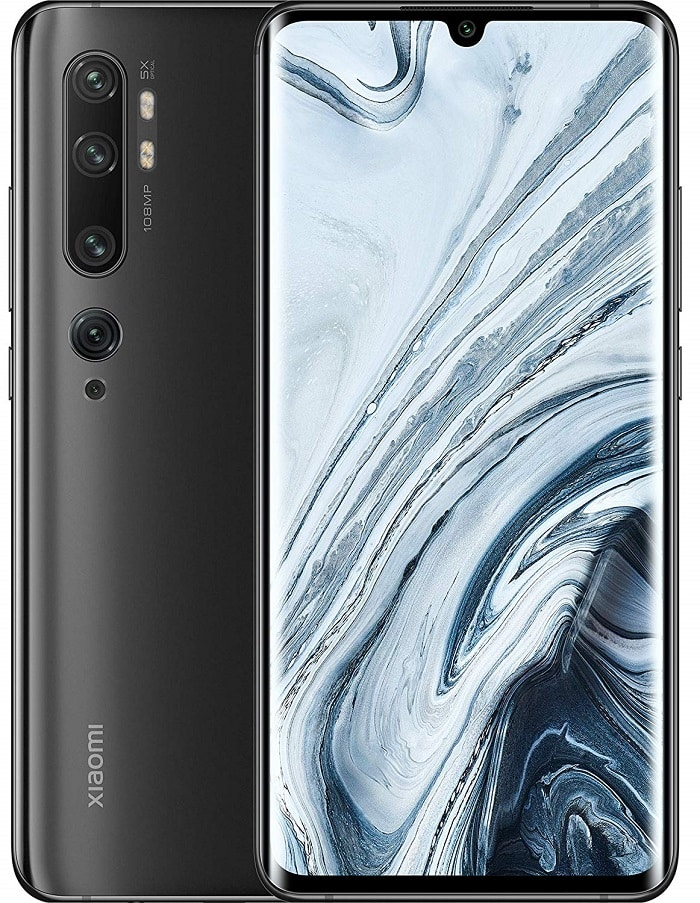 Best Xiaomi Phones: Xiaomi Mi Note 10