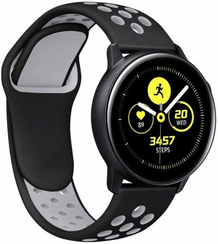 auswaur galaxy watch active band