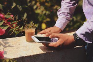business phone app
