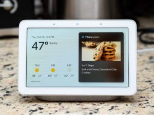 Get two Google Nest hub smart displays, pay for the price of one