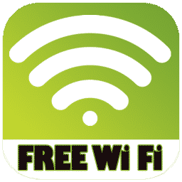 Free WiFi Connection Anywhere