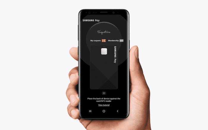 How to Enable and Disable Samsung Pay Swipe Up