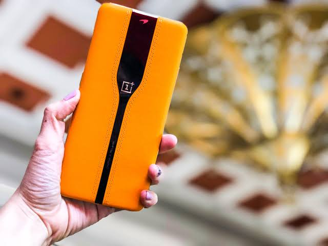 OnePlus has taken McLaren's supercars as an inspiration for the concept phone