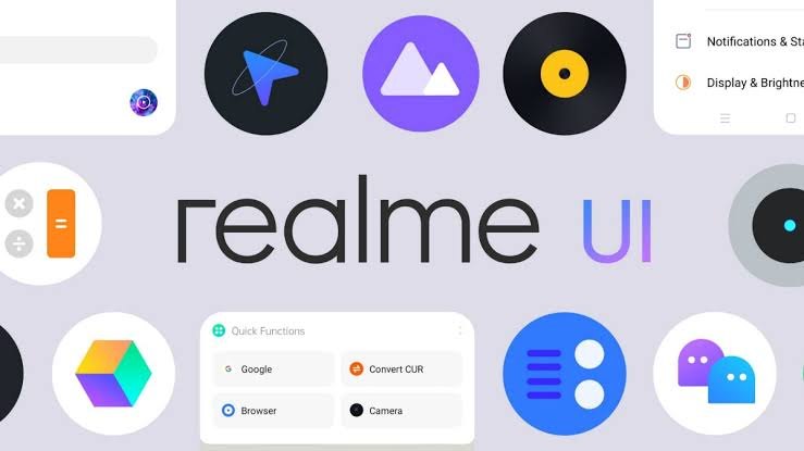 Based on Android 10, Realme UI finally unveiled: expect new features and more