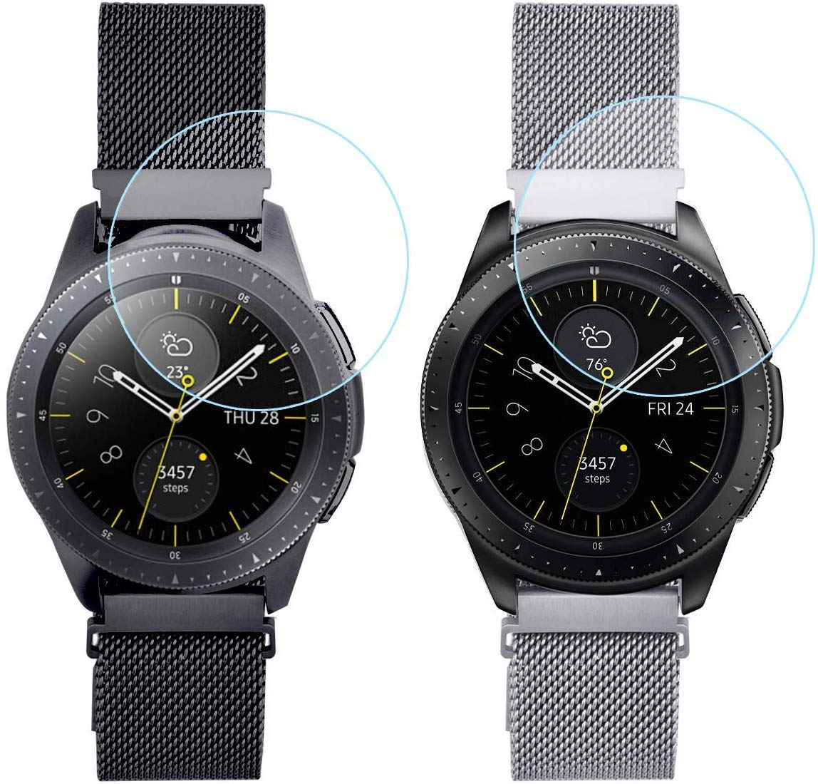 koreda mesh band for samsung galaxy watch 46mm