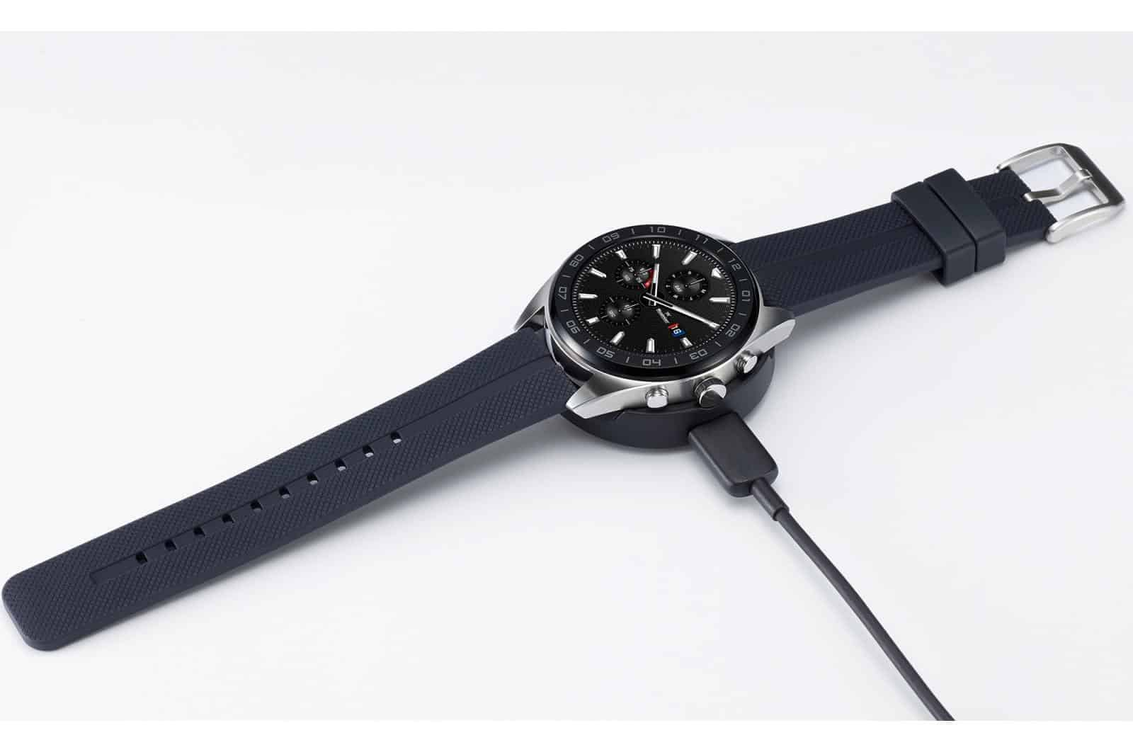 LG watch w7 watch band