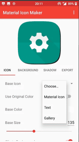 5 App Icon Generator For Android Make Creative Icons On The Go Joyofandroid Com