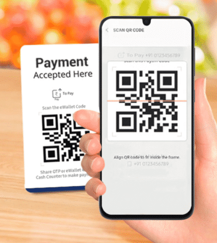 mobile payment with samsung pay mini