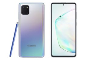 Galaxy S10 Lite and Note10 Lite support dual sim