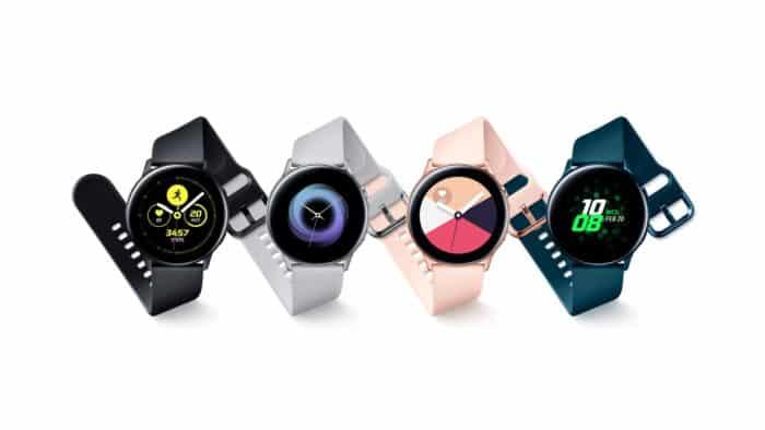 samsung galaxy watch active watch bands
