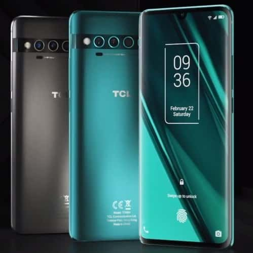 TCL 10 series brings in a 5G smartphone