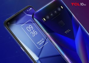 A 5G smartphone from TCL will be unveiled this year