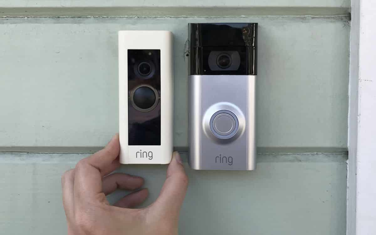 Ring's mobile app sends out your information to Facebook and Google