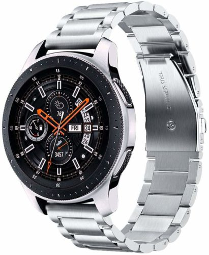 v-moro metal strap for samsung galaxy watch 46mm