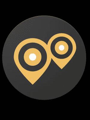 car locator app: where is my car logo