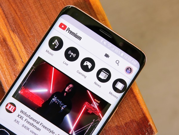 A new set of filters to make YouTube viewing much easier