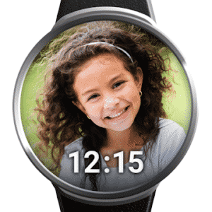 App Logo - PhotoWear Photo Watch Face