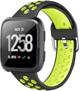 Best Android-Compatible Fitbit Watch Bands – XIMU Fitbit Sports Band