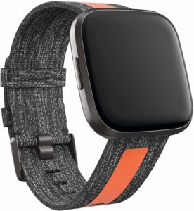 Best Android-Compatible Fitbit Watch Bands –Fitbit Reflective Woven Wrist Band