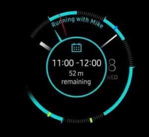 Best Samsung Galaxy Active2 Watch Face - My Day