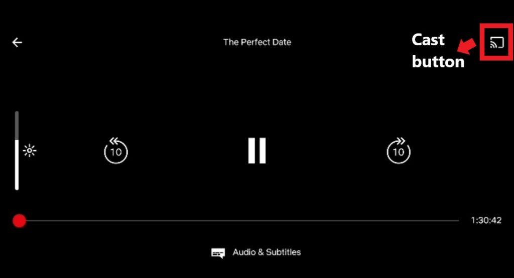 Chromecast-Connect-Netflix-cast-button