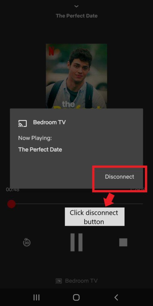 Chromecast-Disconnect-Netflix-Disconnect