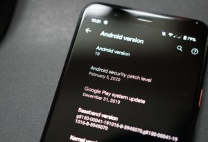 Install the February security patch now!