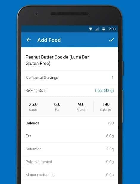 Best Apps Similar to the Weight Watchers App for Android - MyFitnessPal Database