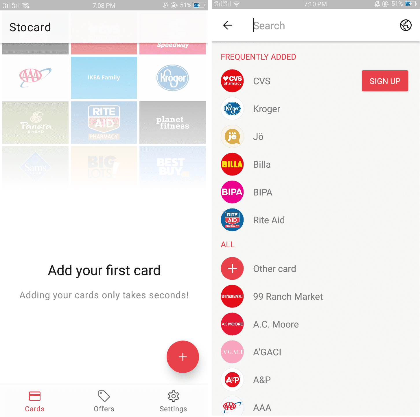 gift card wallet apps