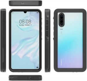 Best Huawei Mate 30 Pro Phone Case: Shellbox Full Body Waterproof Protective Phone Case