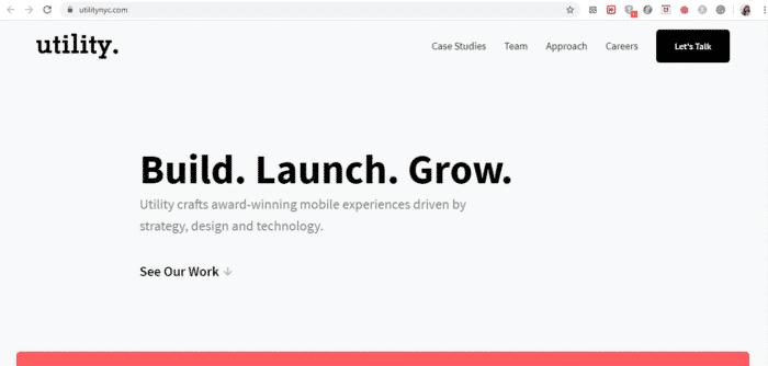app development company in us utility 2